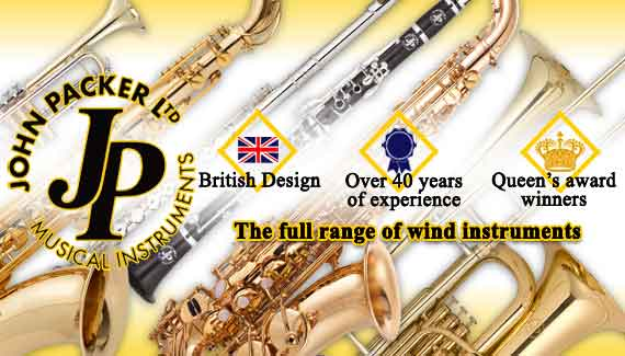 John Packer - The full range of wind instruments
